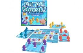 Fish, Fish, Squish Game