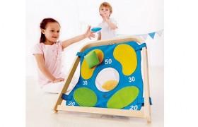 Target Toss Up Board Game
