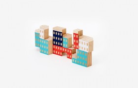 Blockitecture Architectural Building Set
