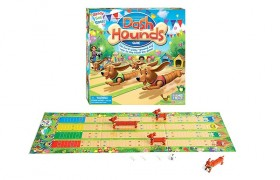 Dash Hounds Board Game