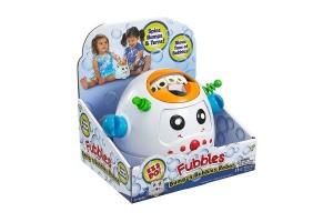 Fubbles Bump 'n Bubble Robot