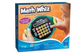 Math Whiz Electronic Game