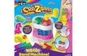 Cra-Z-Sand Magic Sand Machine