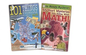 Math Madness Book Set
