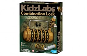 4M KidzLabs Combination Lock