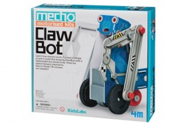 4M Mecho Motorized Clawbot