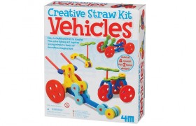 4M Tubee Creative Vehicles