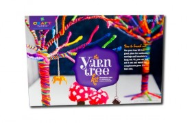 Craft-tastic Yarn Tree