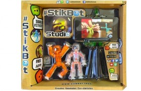 StikBot Studio Pack