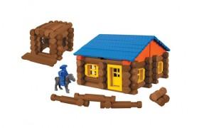 Lincoln Logs Oak Creek Lodge