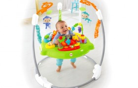 Roarin' Rainforest Jumperoo