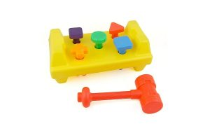 Fisher-Price Tap 'n Turn Tool Bench