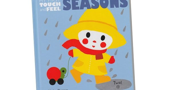 My First Touch and Feel Seasons Book