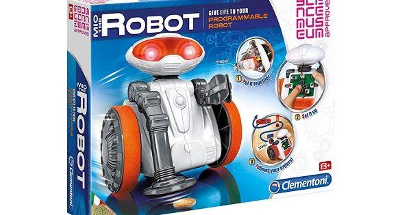 Meet Clementoni Mio The Robot That Kids Can Program