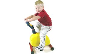 Fun and Fitness for Kids Stationary Bike