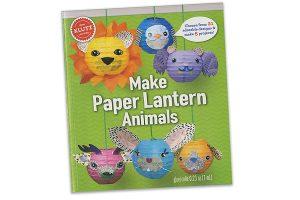 Klutz Make Paper Lantern Animals Craft Set