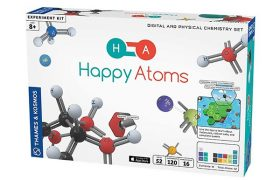Happy Atoms Building Kit