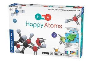 Happy Atoms Building Kit