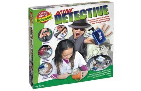Active Detective Science Kit