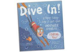 Dive In Book For Kids