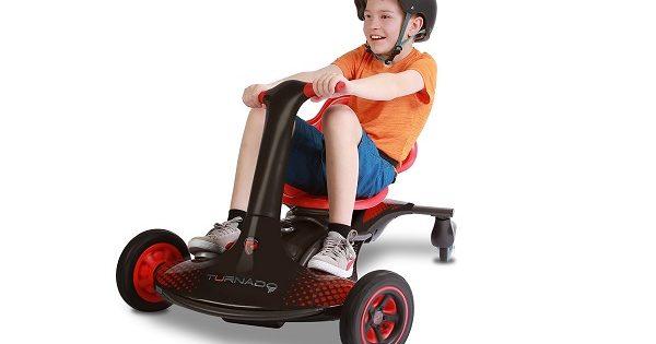 Fun Ride On The Rollplay Turnado