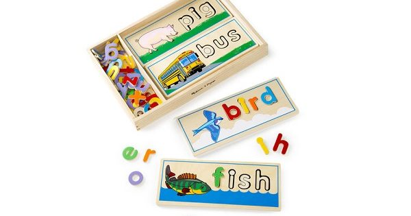See & Spell Learning Toy