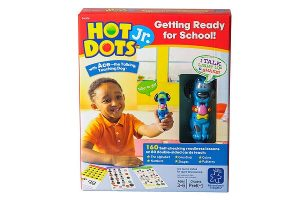 Hot Dots Jr. Succeeding in School with Highlights Set