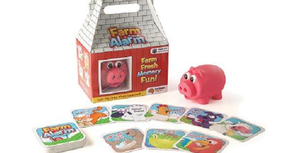 Farm Alarm Game
