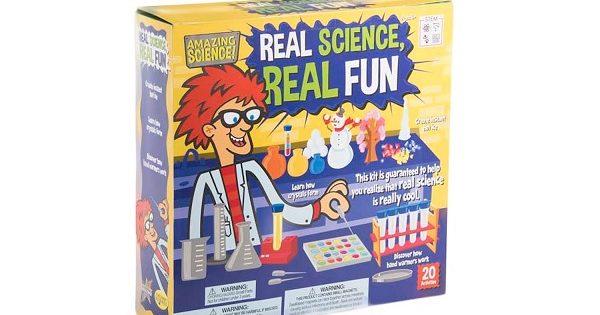 Real Science Real Fun Set