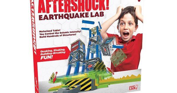 Aftershock! Earthquake Lab