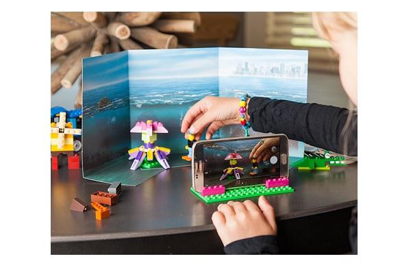 LEGO Make Your Own Movie - RedRocket