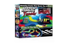 Magic Tracks Glowing Track Set