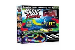 Magic Tracks Glowing Track Set