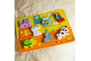 Pet Pals Chunky Puzzle