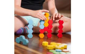 Hexactly Building Blocks