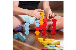 Hexactly Building Blocks