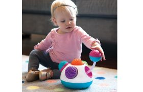 Klickity Sensory Toy For Toddlers