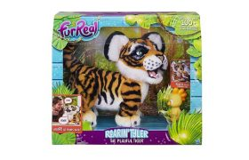 FurReal Roarin' Tyler, The Playful Toy Tiger