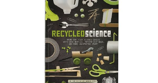 Recycled Science Book