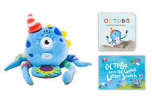 Octobo Smart Plush Toy