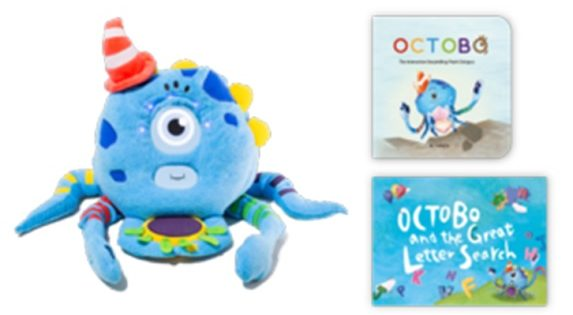 Octobo Smart Plush Toy