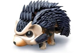 My Robotic Pet Tumbling Hedgehog