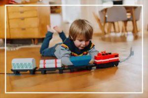 LoCoMoGo Train Coding Toy