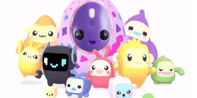 Melbits POD Virtual Pet Toy