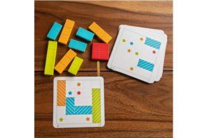 Little Thinker's Block Logic Puzzles