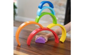 Rainbow Arches Stack and Play